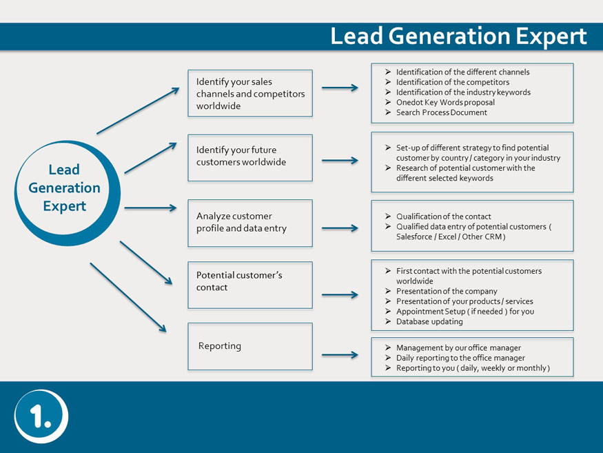 Lead Generation Expert